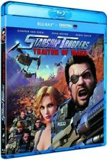 Starship Troopers : Traitor of Mars (BLU-RAY + Digital NEUF SOUS BLISTER)