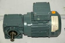 Sew Eurodrive Gearbox Gear Reducer Motor W20-DT71D4 0.37 kW 3-Phase