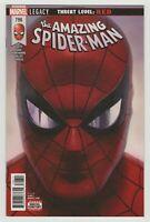 Amazing Spider-Man #796 (Marvel 2018) Dan Slott Story & Alex Ross Cover Art