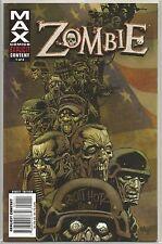 Zombie #1 : Adult Comic : November 2006