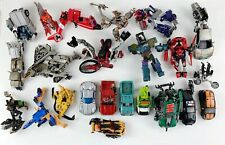 Big Lot of Various Transformers Figures and Toys