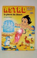 BANDE DESSINE VINTAGE 80'S - ASTRO LA PIERRE DU DESERT TF1 1986