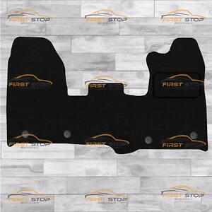 Ford Transit Custom Van 2015 - 2018 Fully Tailored Carpet Van Floor Mats Black