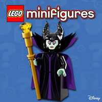 LEGO Disney Minifigures #71012-6 - Disney Serie 1 - Maleficent - 100% NEW / NEUF