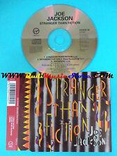 CD Singolo Joe Jackson Stranger Than Fiction VUSCD 40 UK 1991 no mc lp vhs(S24)