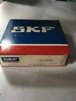 51208 SKF New Thrust Ball Bearing new in box