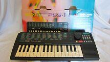 Boxed Retro Yamaha Portasound PSS-11 Electronic Keyboard