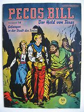 PECOS BILL N. 14, Mondial Verlag, stato 1-2