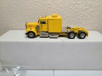 Kenworth Tractor with Sleeper - Yellow - ASAM Smith 1:48 Scale Model New!