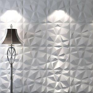 3D WALL CLADDING Panel Decoration Wall Ceiling Tiles Wallpaper Livingroom Sticke