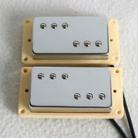 Les Paul Electric Guitar Pickups Humbucker Set of 2 Magnet Ceramic Dual Pickups