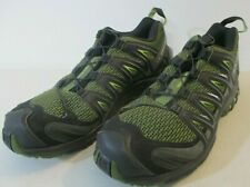 Salomon XA PRO 3D Chassis Trail/Running Shoes Men's Size 11 Black Green (0030) *