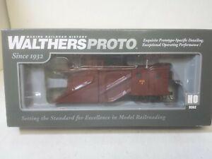 Alaska Russell Snowplow Railroad Walthers 920-110013 RTR HO Scale