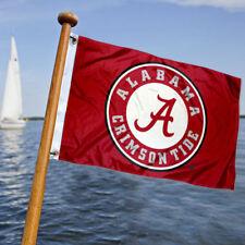 Alabama Crimson Tide Boat Yacht Golf Cart Flag