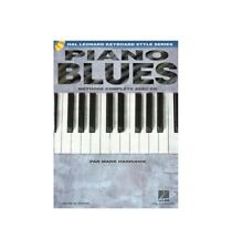 Piano Blues - Mark Harrison (+ CD)