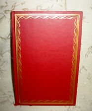 """Faux Leather Back Book """"The Greatest Story Ever Told"""" written by Fulton Oursler"""