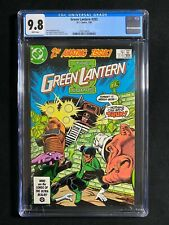 Green Lantern #202 CGC 9.8 (1986)