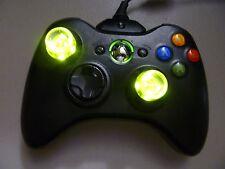 Xbox 360 Wireless Official  Controller Custom  Color GREEN