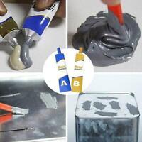 Industrial Heat Resistance Cold Weld Metal Repair Paste Adhesive A&B Gel Nice
