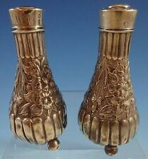 Cluny by Gorham Sterling Silver Salt and Pepper Shakers Set 2pc #1930 (#1473)