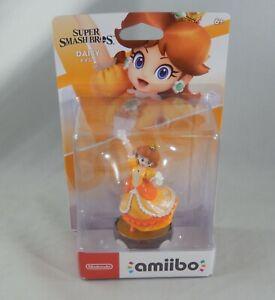 Nintendo Amiibo - DAISY- Super Smash Bros. (Nintendo Switch) New in Box Sealed