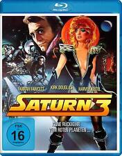 Saturn 3 [Blu-ray/NEU/OVP] Farrah Fawcett wird von einem triebhaften Roboter dur