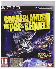 BORDERLANDS  THE PRE SEQUEL   inclus  SHOCK DROP / SLAUGHTER PIT     - NEUF  PS3