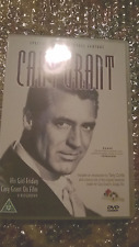 Cary Grant - His Girl Friday / Cary Grant On Film (DVD, 2005) Disc Perfect