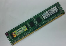 KINGMAX 4GB DDR3 1333MHz Desktop Memory RAM/2R x 8 FLFF65F-C8KL9 Free Shipping