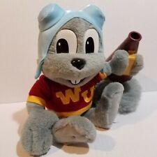 "The Adventures Of Rocky And Bullwinkle Rocky Talking Plush 11"" Wossamotta U"