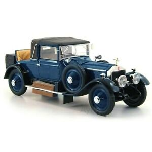 NEO 1:43 1920 Rolls Royce Silver Ghost Doctors Coupe dark blue/black - DAMAGED!