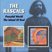 The Rascals - Peaceful World / Island of Real [New CD] UK - Import