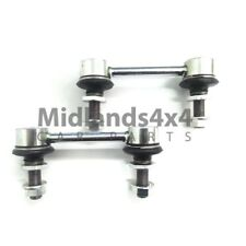 For NISSAN NAVARA D40 2.5 DCi 2005> FRONT ANTI ROLL BAR STABILIZER DROP LINKS x2