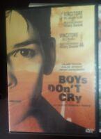BOYS DON'T CRY DVD