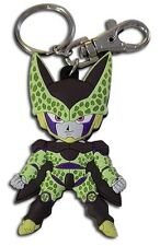 Dragon Ball DBZ PVC Keychain Key Chain PERFECT CELL Dragonball AUTHENTIC **NEW**