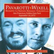 Pavarotti, Luciano / Ingvar Wixell - Salzburg 1976 CD NEU