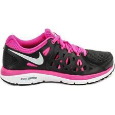 Nike Wmns Dual Fusion Run 2 Negro/rosa Zapatillas Zapatos Tamaño: Uk - 4.5 / 38