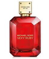 MICHAEL KORS Sexy Ruby Perfume Eau de Parfum 3.4 oz / 100 ML Spray UNBOXED