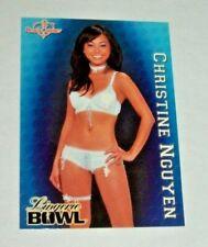 2005 Christine Nguyen Lingerie Bowl Bench Warmer Card
