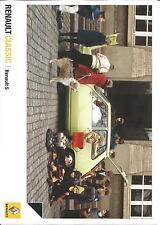 Carte postale Postcard FLYERS RENAULT 5