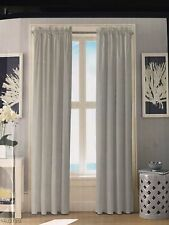 "NAUTICA HOME Window Drapery Pair Curtains 52"" x 84"" each **Brand New with Tag**"
