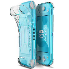 For Nintendo Switch Lite 2019 Transparent Crystal Protective Case TPU Soft Cover