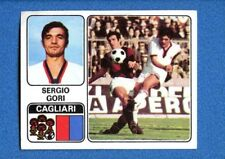 1973-74 Squadra CAGLIARI Calciatori Panini SCEGLI *** figurina con velina ***