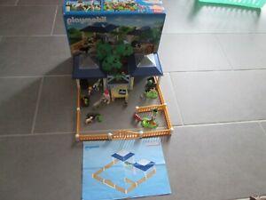Playmobil 4343 4344 4346 Tierpraxis Pflegestation Röntgen Nicht Komplett OVP