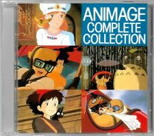 CD MANGA / ANIMAGE COMPLETE COLLECTION - SOUNDTRACK O.S.T / CD COMME NEUF