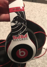 EXTREMELY RARE RED BULL STUDIO Beats by Dre  Headphones Only Pair On eBay EUC