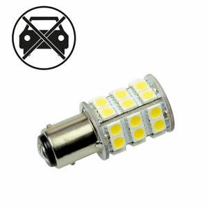 LED Lampe BA15d 3W 350lm 3000K 10-30V DC 10-18V AC