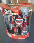 Transformers 2007 Movie Leader Premium Optimus Prime Action Figure THE BIG ONE