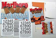 MARLBORO 2000 Unused Lighter DISPLAY pack for STORES Cigarette SMOKE Puff