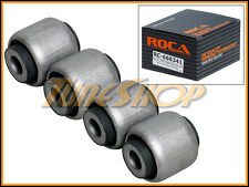 ROCA 98-07 HONDA ACCORD REAR L&R HUB KNUCKLE BUSHING KIT OE OEM STOCK 4 PCS